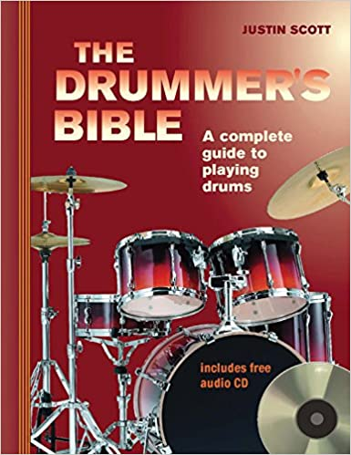 Drummers Bible Music Bibles Justin Scott 9780785823643 Amazon