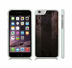 iStar Cases? iPhone 6 Plus Case with Thailand Flag Distressed Grunge Look , Snap-on Cover, Hard Carrying Case (White)