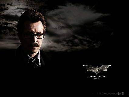 009 Batman Begins 32x24 Inch Silk Poster Seda Cartel Aka