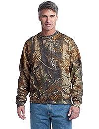 Russell Outdoor? Realtree AP Crewneck Sweatshirt. S188R