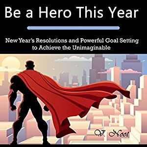 Be a Hero This Year Audiobook