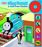 img - for Play-a-Sound Doorbell Book, A Visit from Thomas & Friends book / textbook / text book