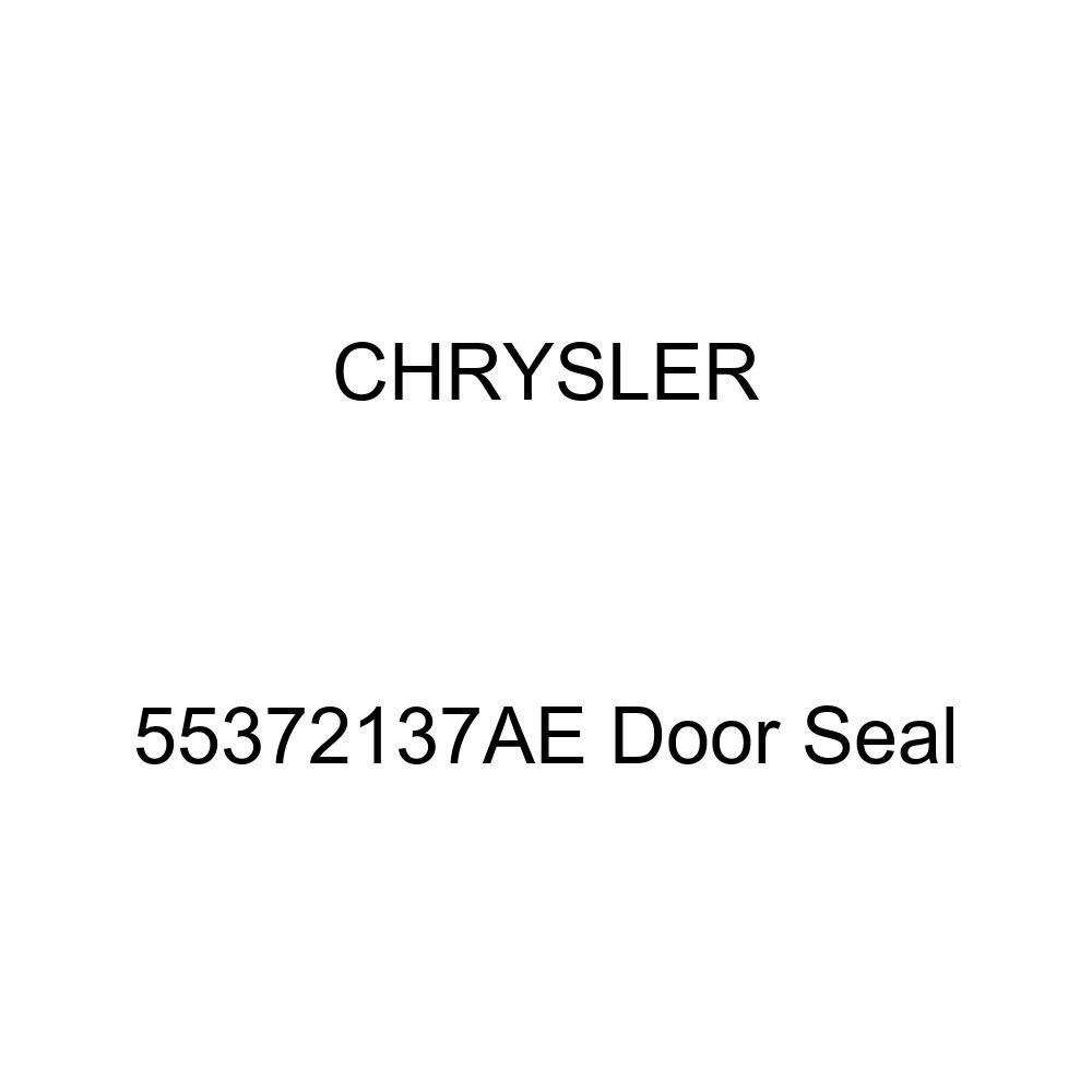 Genuine Chrysler 55372137AE Door Seal