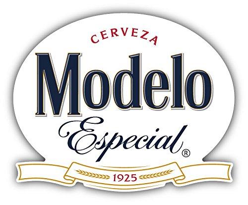 Modelo Cerveza Especial MeXican Beer Drink Car Bumper Sticker Decal 14