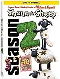 Shaun The Sheep: Season 2 [DVD + Digital]