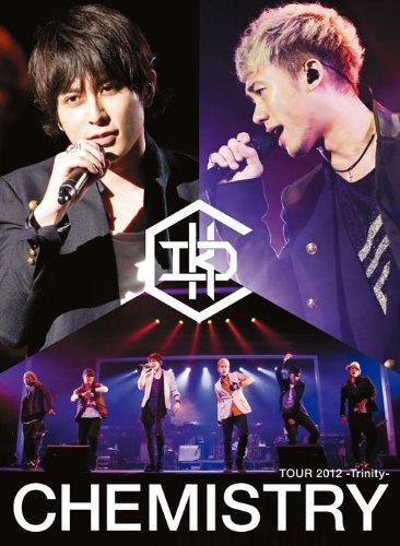 CHEMISTRY / CHEMISTRY TOUR 2012 〜Trinity〜[DVD付初回限定盤]