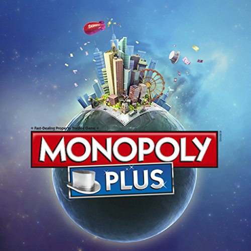 Hasbro Monopoly Plus  - PS4 [Digital Code]