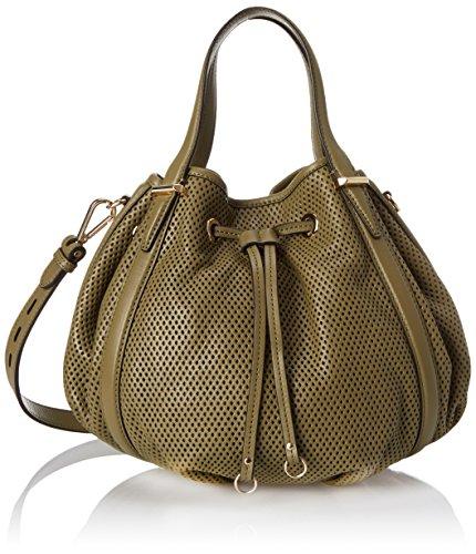 Rebecca Minkoff Military Bucket Shoulder Bag