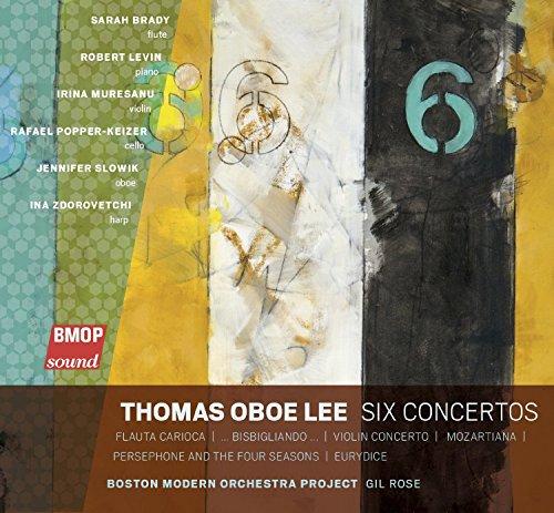 (Thomas Oboe Lee: Six Concertos)