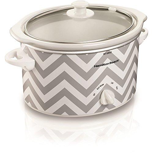 hamilton-beach-3-quart-stoneware-slow-cooker-chevron-print