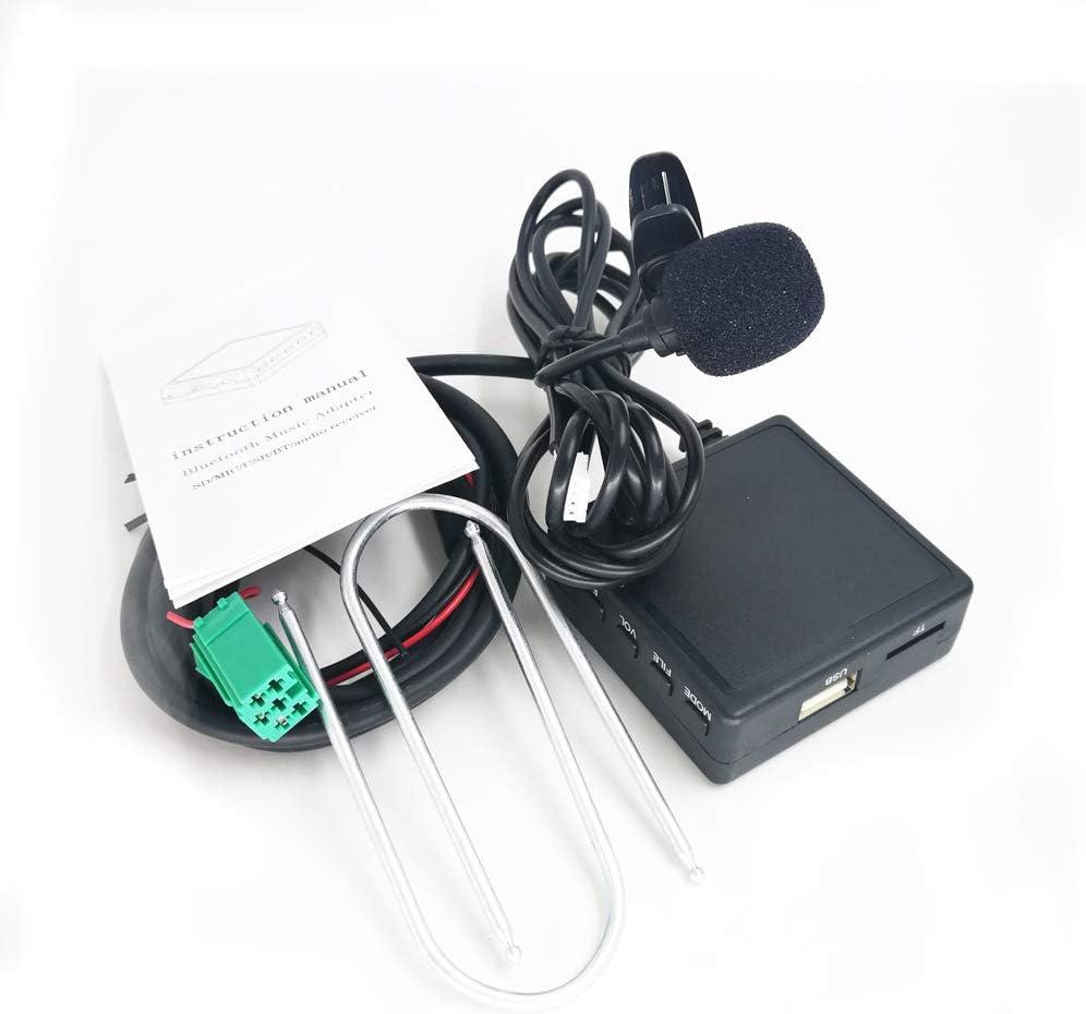 Aux In Mini Iso 6 Pin Auto Bluetooth Modul Drahtloser Elektronik