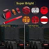 LIMICAR LED Trailer Lights Kit 12V Waterproof