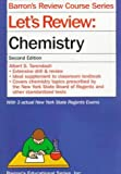 img - for Let's Review: Chemistry (Barron's Review Course) by Albert S. Tarendash (1998-04-01) book / textbook / text book