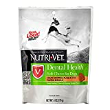 Nutri-Vet Dental Health Soft Chews for Dogs, 6 Oun...