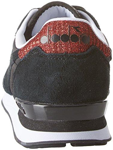 Donna Sneaker Wn Nero Diadora Camaro xaqZSwaUH
