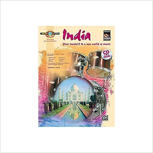 Kindle e-Books téléchargement gratuit Alfred Drum Atlas: India (Book/CD) (French Edition) PDF PDB CHM