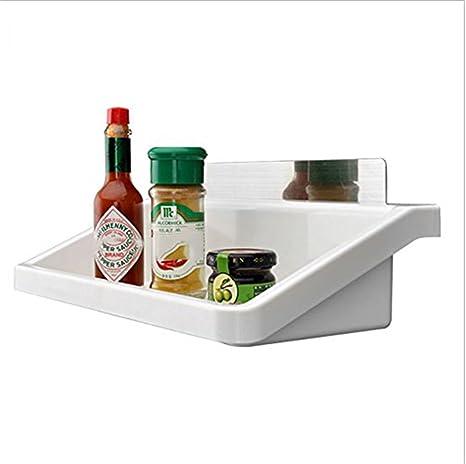 HQQ Incognito publicó Fuertes bañeras de Almacenamiento Cesta de Cocina baño Pegatinas Multiuso cuelgan adsorción de