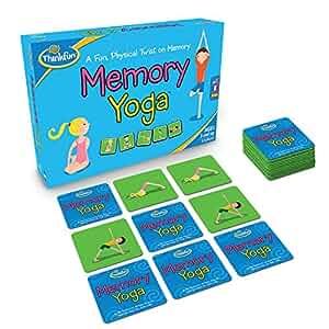 Memory Yoga Action Game