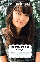 The Treasure Map of Boys: Noel, Jackson, Finn, Hutch, Gideon--And Me, Ruby Oliver (Ruby Oliver Novels)