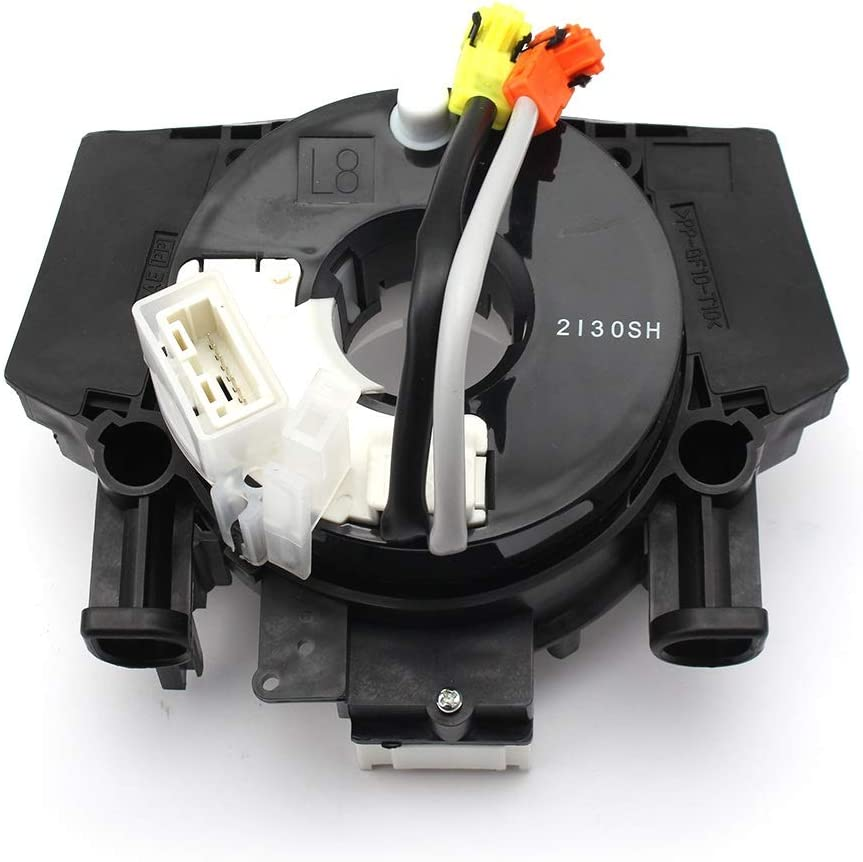 B5567-JD00A 25567-ET025 47945-SA000 25567-5X00A GM/_QY 25567-JD003 Clock Spring Cruise /& Functions for 2007-2012 Nissan Frontier PSC0416 2007-2012 Nissan Sentra Replace OE# 55865
