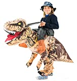Bodysocks Kids Inflatable Deluxe Dinosaur Fancy Dress Costume