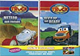 Monster Truck Adventures: Meteor & Friends, Rev'd up & Ready (Double DVD Pack)