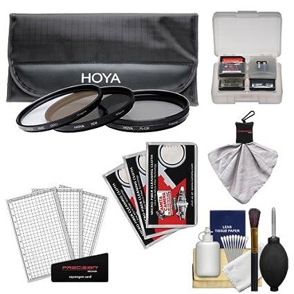 Review Hoya 77mm 3-Piece Filter