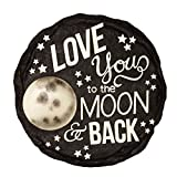 Cheap Spoontiques Moon & Back Stepping Stone