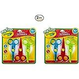 Crayola My First Crayola Safety Scissors (81-1323) (2-Pack)
