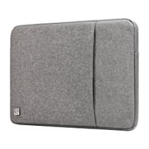 """CAISON 15 inch Laptop Sleeve Case For 15"""" MacBook Pro Touch Bar Touch ID/with Retina Display/15"""" Microsoft Surface Book 2/15.6"""" Dell XPS 15/15.6"""" ASUS ZenBook UX530 UX550"""