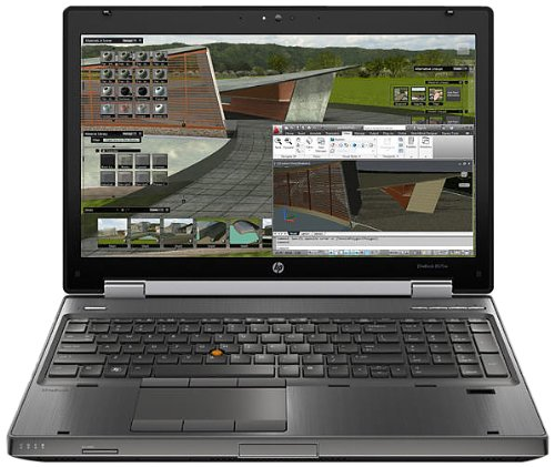 Click to buy HP EliteBook 8570w C7A70UT 15.6' LED Notebook - Intel - Core i7 i7-3630QM 2.4 - From only $599