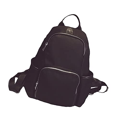 686747cbfedf Amazon.com  Teenage Girls Women Casual Waterproof Nylon Backpack Students  School Bag Double Shoulder Backpack  Shoes