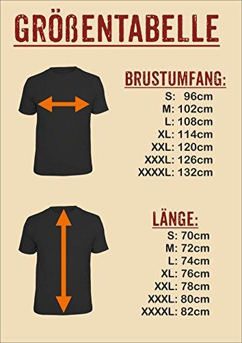 Maniche Nero Bandit® shirt Uomo Gasoline Corte T wd6qtYC1