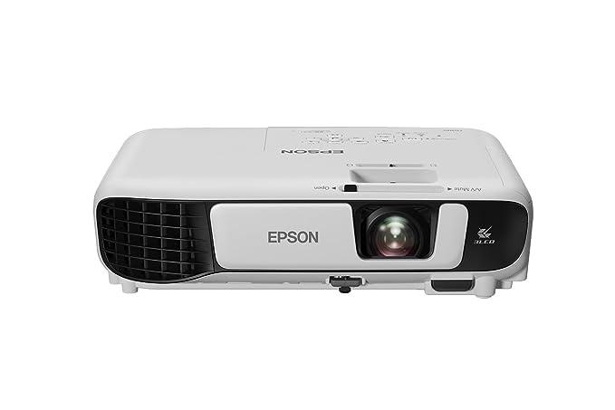 149 opinioni per Epson EB-S41 Desktop projector 3300ANSI lumens 3LCD SVGA (800x600) White data