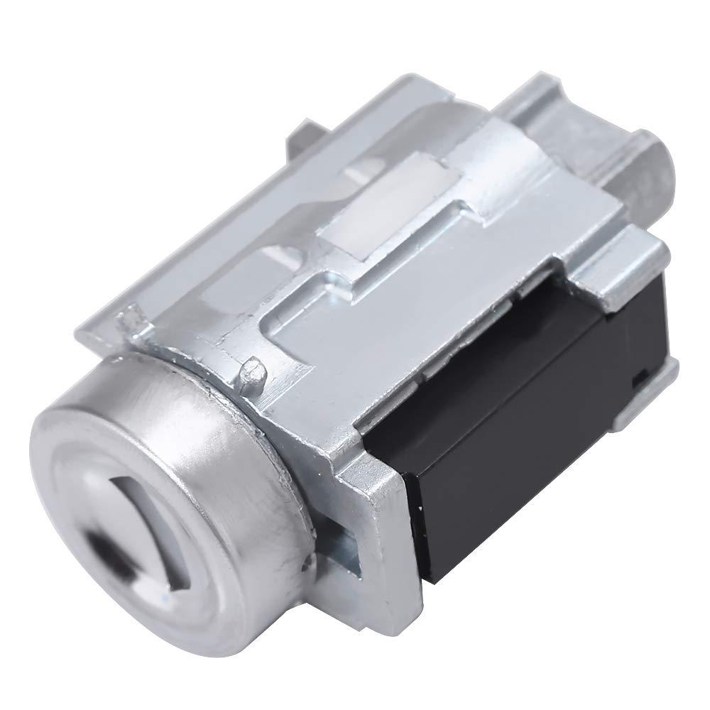 22599340 Ignition Switch Lock Cylinder With 2 Keys Fit for Chevy Malibu Impala Olds Alero Pontiac Grand Am Replace # 12458191