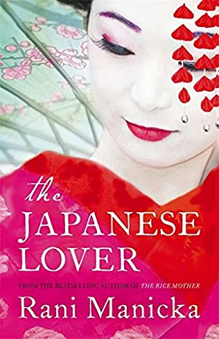 book cover of The Japanese Lover
