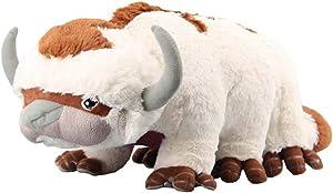 LevinArt Avatar Last Airbender Appa Plush Toy Soft Stuffed Animals Cattle and Bat Doll Children Toys