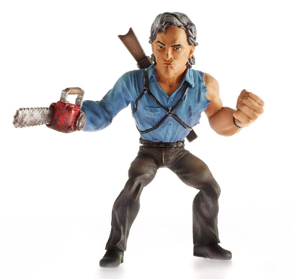 Big Screen Superstars Wave 2 Army Of Darkness Lost In Time Ash Toy Zany