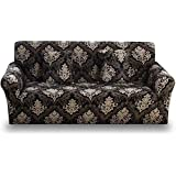 Sofas Covers set, made of lycra, 4 pieces, consist of 1 sofa Cover for three seaters, 1 sofa Cover for two seaters and 2…