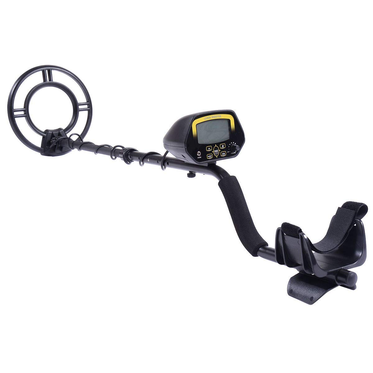 Amazon.com : MD Group Metal Detector 9.5