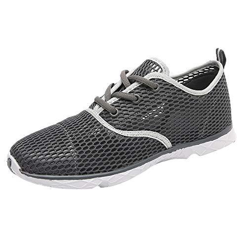 NEEKEY Men Sneakers Lightweight Casual Walking Shoes Outdoor