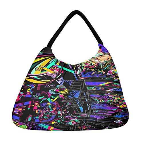 mehrfarbig mehrfarbig Damen Snoogg Damen Strandtasche mehrfarbig Snoogg mehrfarbig Snoogg Strandtasche Damen pBwTxqF