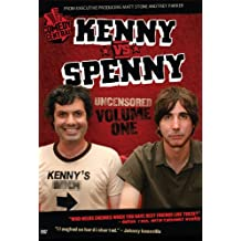 Kenny vs. Spenny: Volume One - Uncensored
