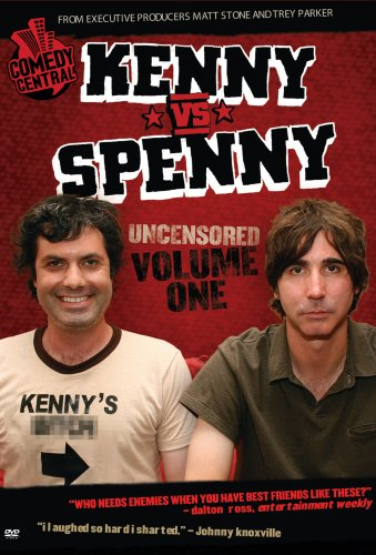 Comedy Middle's Kenny Vs. Spenny: Volume One - Uncensored