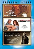 Richard Gere Triple Feature (An Officer and a Gentleman / Primal Fear / Runaway Bride)