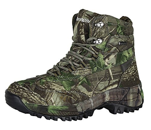 Image of Hanagal Men's Touraine Hunting Boots, Hiking Shoes