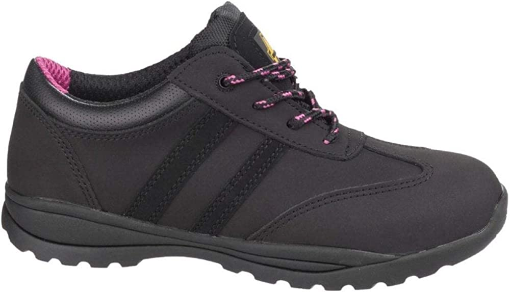 Amblers Safety Womens FS706 Sophie Lace Up Safety Trainer