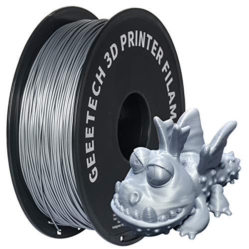 1 kg 1 carrete GEEETECH Neat Line 3D filamento de impresi/ón PLA para impresora 3D y l/ápiz 3D Filamento PLA de 1,75 mm verde manzana