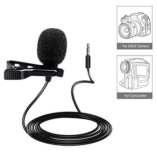 Microfone Stereo de lapela SR-XMS2