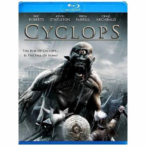 Cyclops Eric Roberts, Kevin Stapleton, Frida Farrell, Craig Archibald, Mike Straub